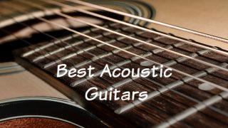Best Acoustic Guitar under $500