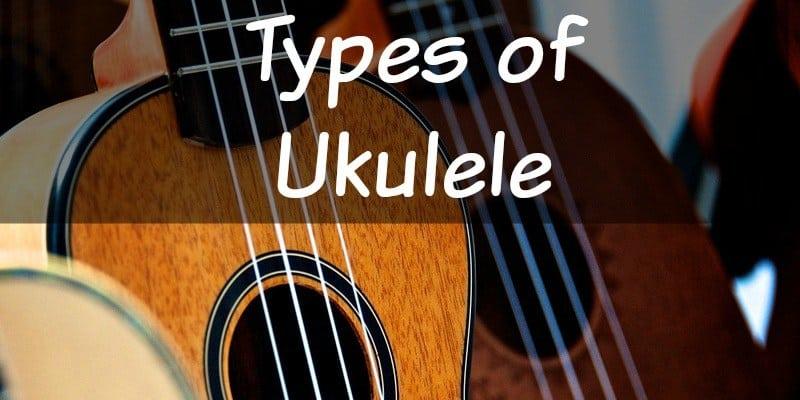Types of Ukulele