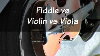Fiddle vs Violin vs Viola: 9 Small Differences