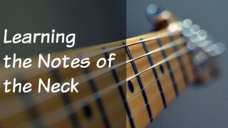 Learning Guitar Notes