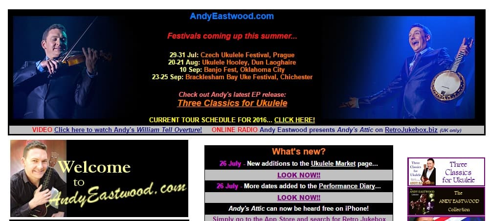 Andy Eastwood