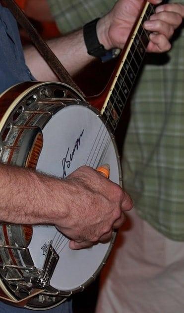 Hand Position for Banjo