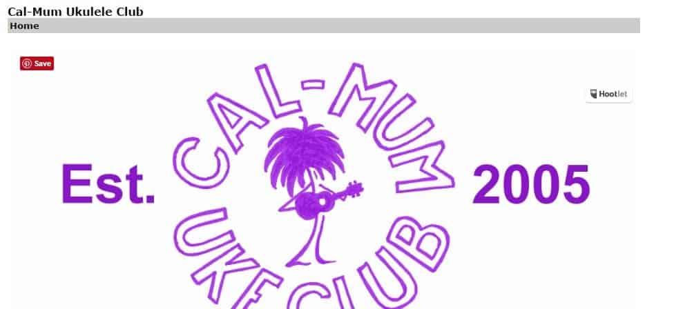 Cal Mum Uke Club