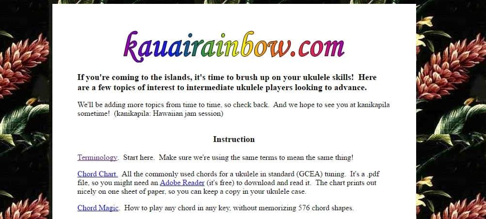 Kauari Rainbow