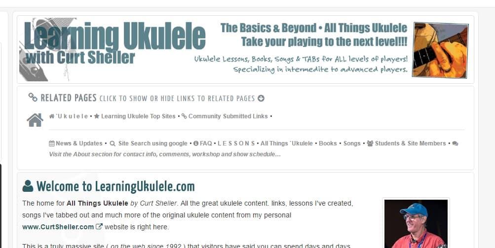 Learning Ukulele