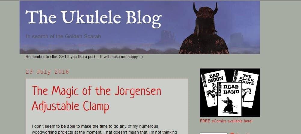 Ukulele Blog