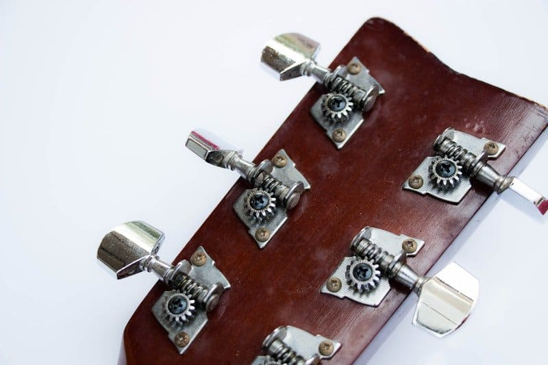 Guitar Tuning Pegs