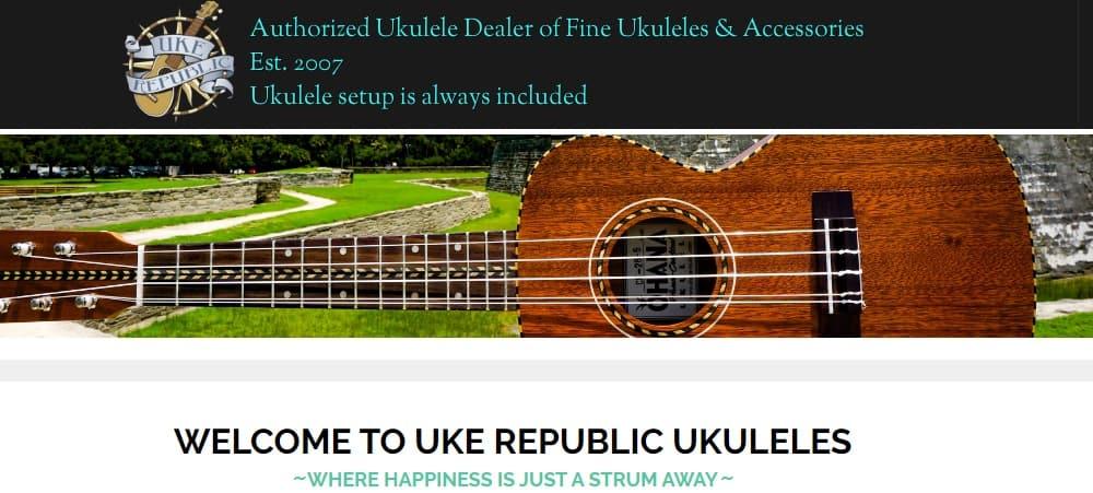 Uke Republic