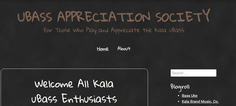 uBass Appreciation