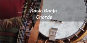 Five String Banjo Chords