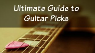 The Difference between Guitar Picks and Which should you Use?