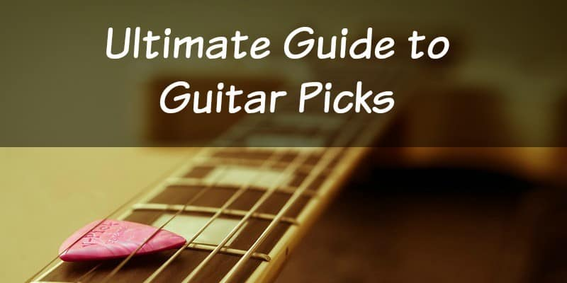 Difference Between Guitar Picks