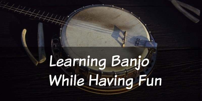 Having Fun Learning Banjo