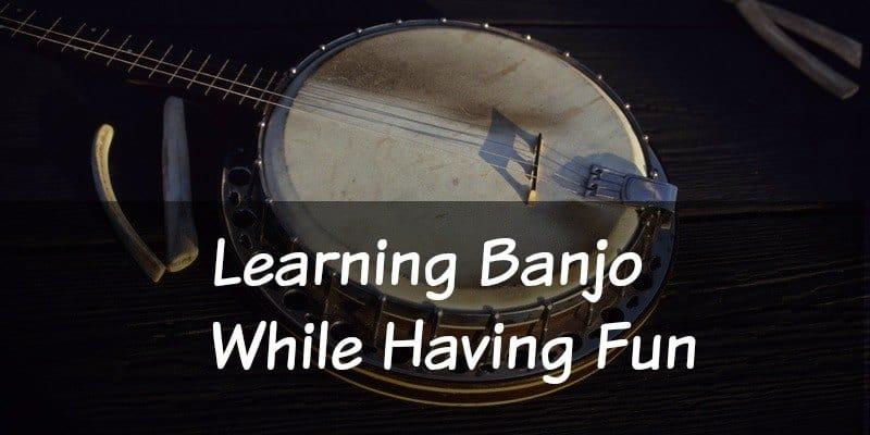 Having Fun Learning Banjo