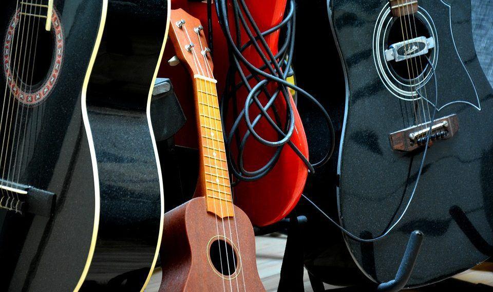 From Ukulele to Guitar