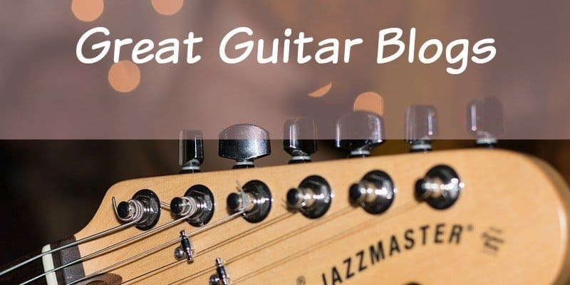 Best Guitar Blogs