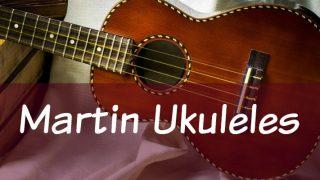Experience the Sound of a Martin Ukulele