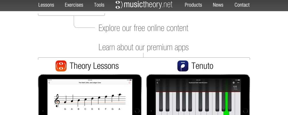 Music Theory Website
