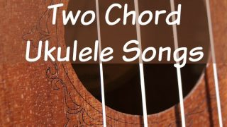 Awesome Two Chord Ukulele Songs that are Fun to Play