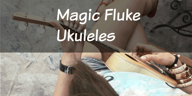 Magic Fluke Ukuleles