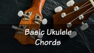 The Basic Ukulele Chords for Beginners to Focus on First