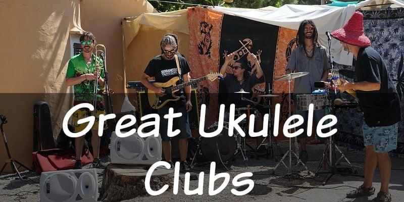 Ukulele Clubs