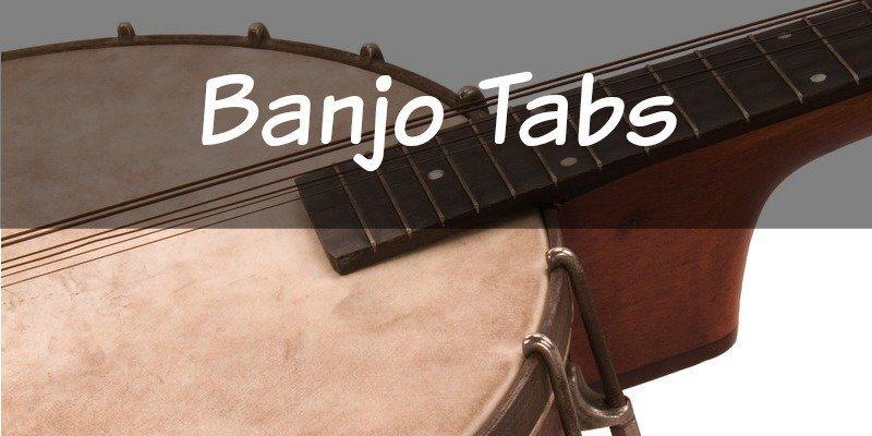 Easy Banjo Tabs