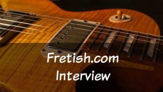 Fretish Brings The Sharing Economy to Guitars