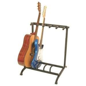 GS7561 Foldable Multi Guitar Stand