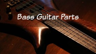 Bass Guitar Parts 101: The Parts That Make the Music