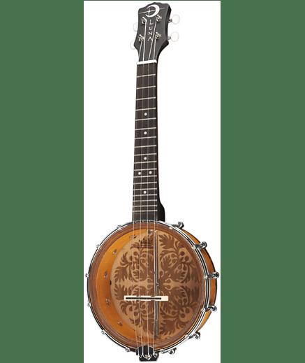Luna 8' Guitars