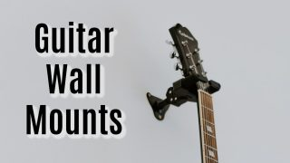 The Best Guitar Wall Mount And Hangers Buyers Guide