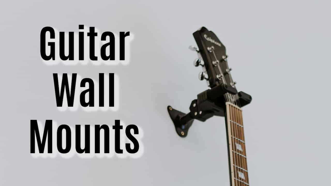 Guitar Wall Mounts