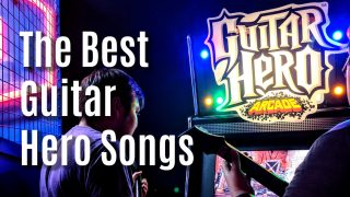 25 of the Best Guitar Hero Songs of All Time!