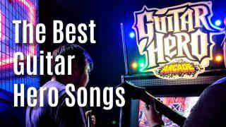 best guitar hero songs