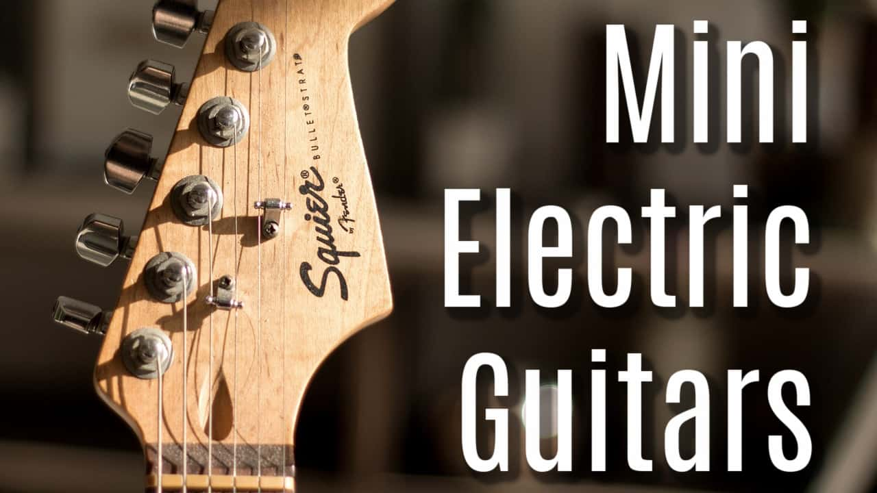 best mini electric guitar