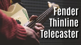 Fender Thinline Telecaster vs Solid Body Telecaster