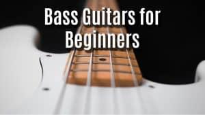 best beginner bass guitar