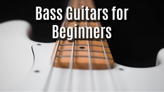 The Four Best Beginner Bass Guitars and Buying Guide!