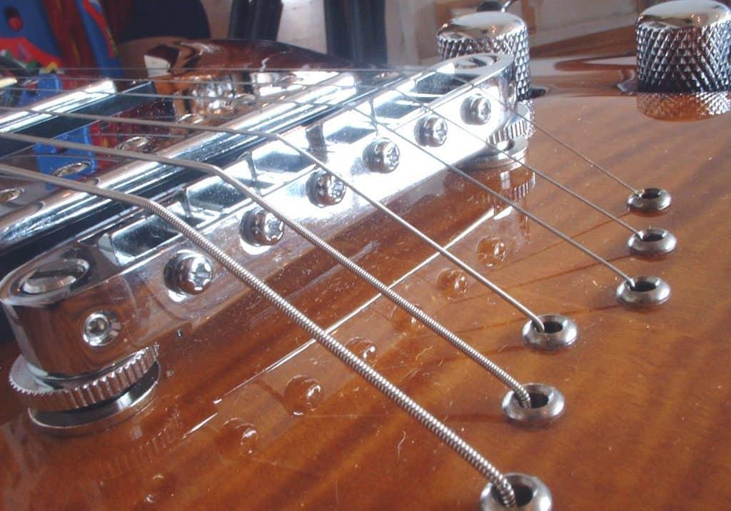string thru body guitar