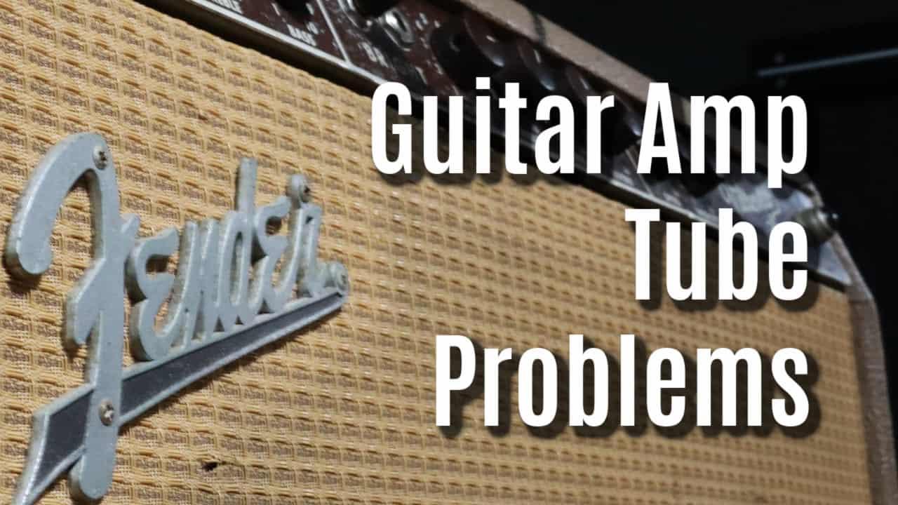 replace guitar amp tubes