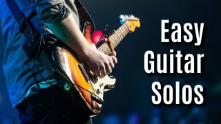 50 Easy Guitar Solos for Beginners to Learn!