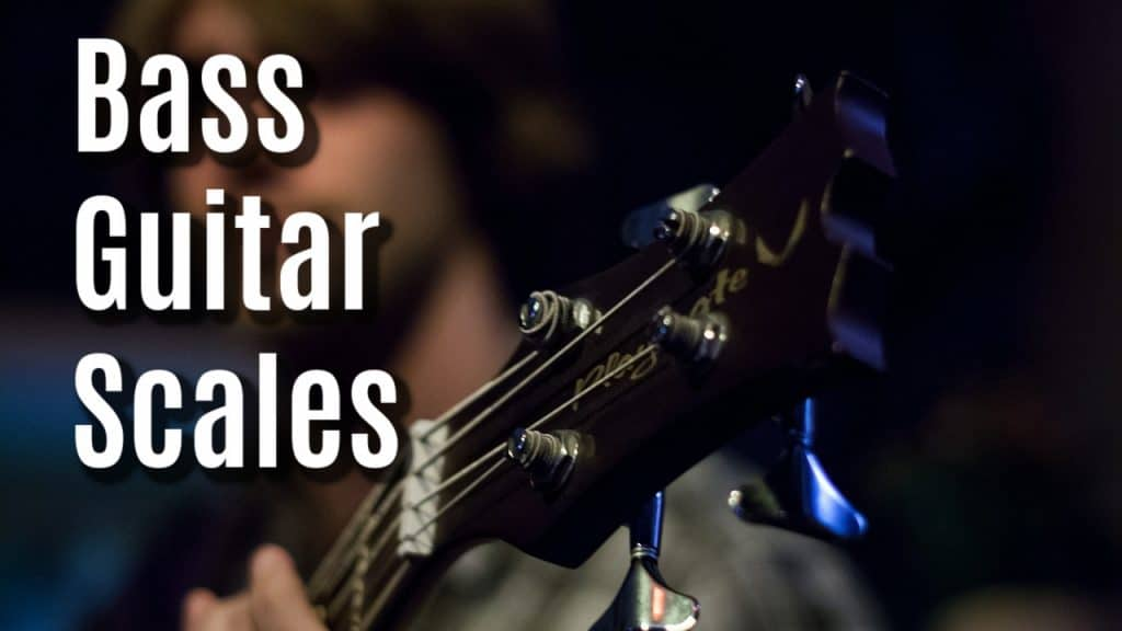 bass guitar scales
