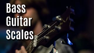 5 Bass Guitar Scales – Quickly Learn Basic Scales!