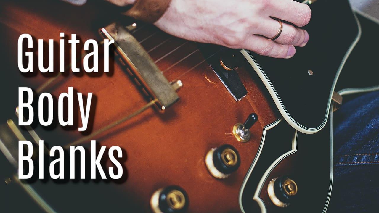 guitar body blanks