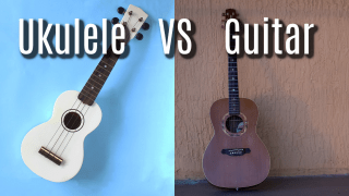 Ukulele vs Guitar: What are the Differences, and Which Should you Pick?