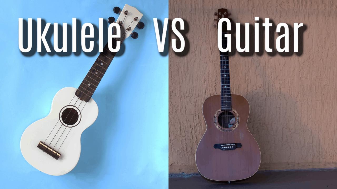 ukulele vs guitar