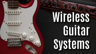The Best Wireless Guitar System For Any Level Player